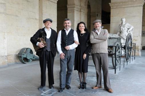 NOCTURNES AU MUSEE DE L ARME