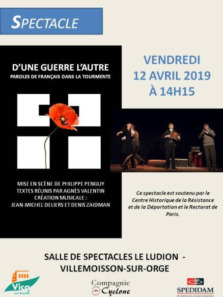 Affiche Villemoisson